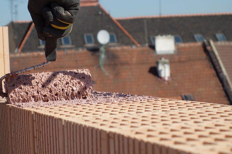 Video seriál Stavba domu: 3. diel: Technológia murovania