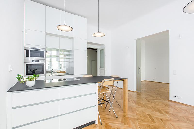 dvojizbový byt v Prahe na prenájom