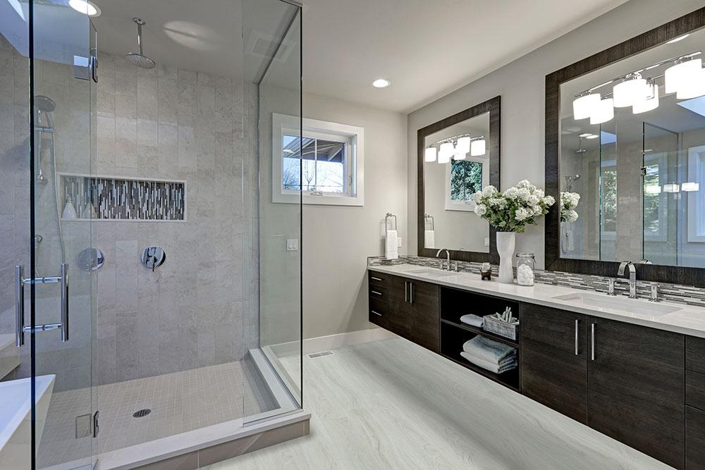 Vodoodolná plávajúca podlaha pokojne aj do kúpeľne