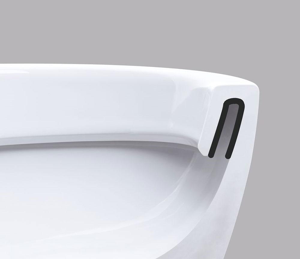 tradičná WC misa