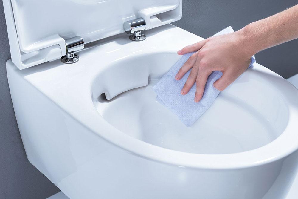 Toalety Geberit Rimfree