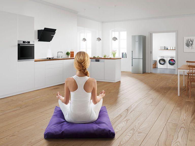 Udržiavajte svoju domácnosť hygienicky čistú