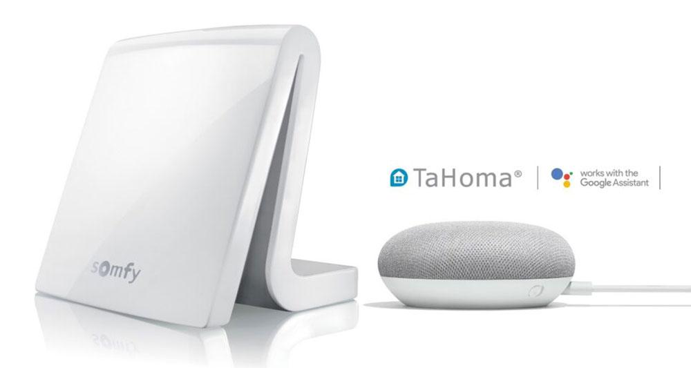 Tahoma Google-Home