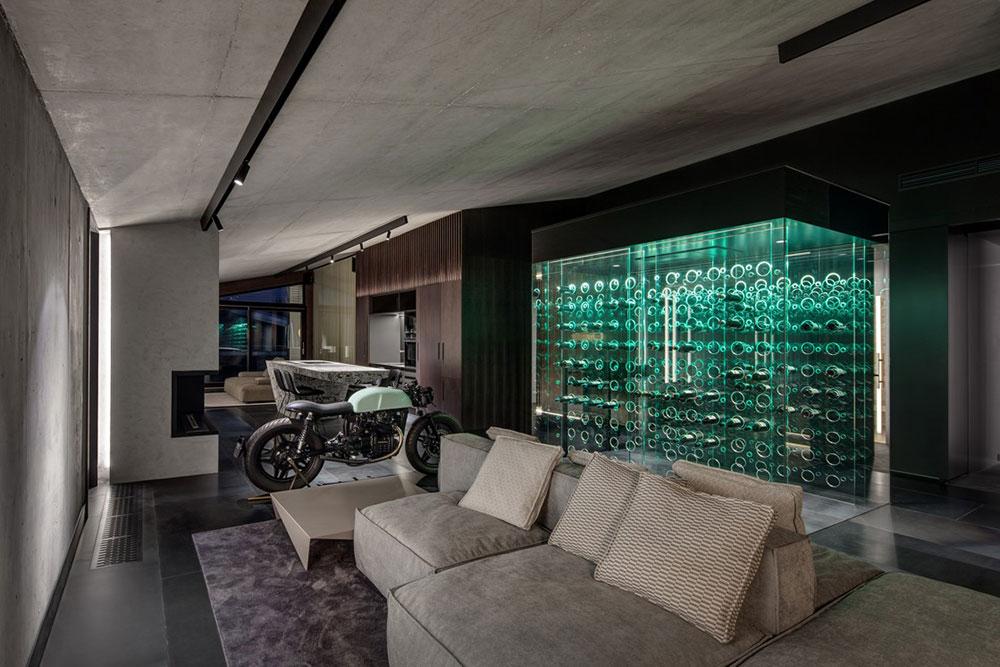 Súťaž Interiér roku: Motorka uprostred bytu podčiarkuje jeho jedinečnosť