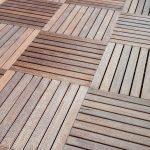 drevená zámková dlažba