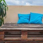 sedenie na balkóne