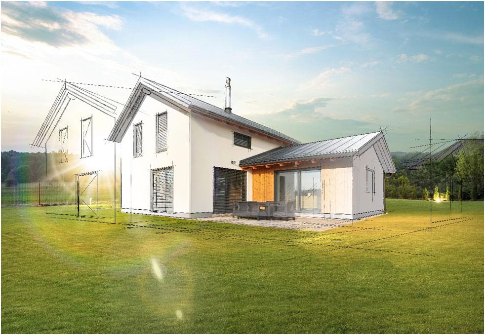 Výpočet spotreby materiálu z pohodlia Vášho domova.