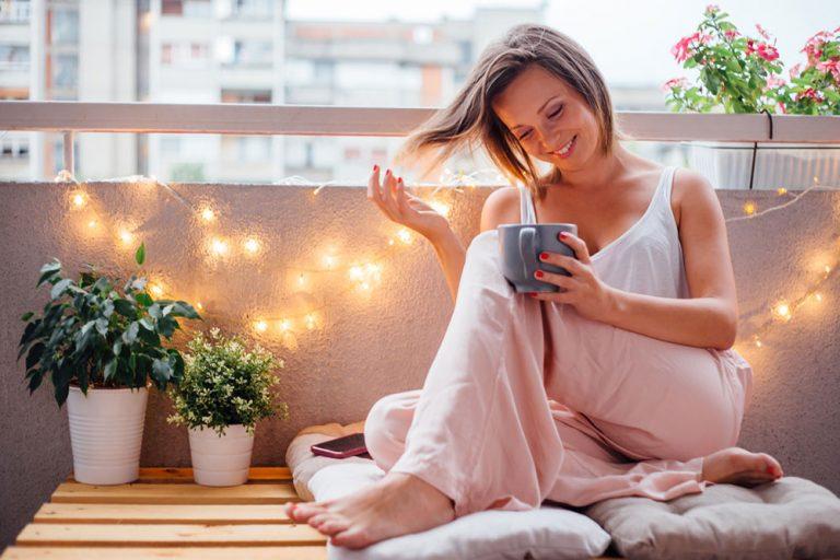 Ako premeniť malý balkón na miesto, ktoré budete milovať