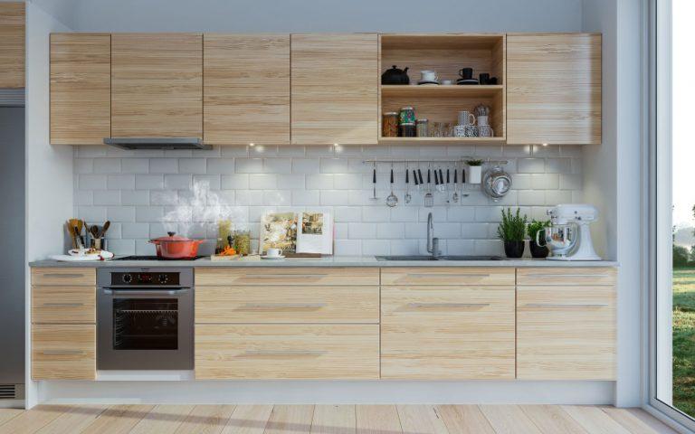 Jednoduché spôsoby, ako bez veľkej námahy znížiť náklady na zariadenie vašej kuchyne