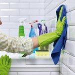 čistenie obkladačiek