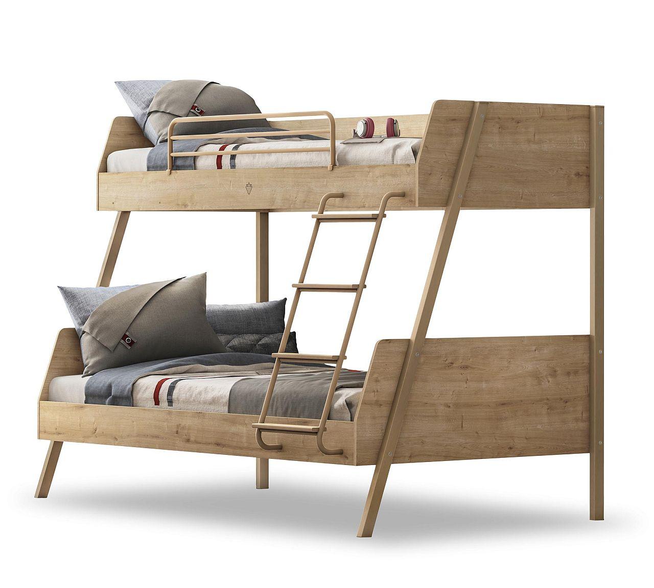 Poschodová posteľ MOCHA