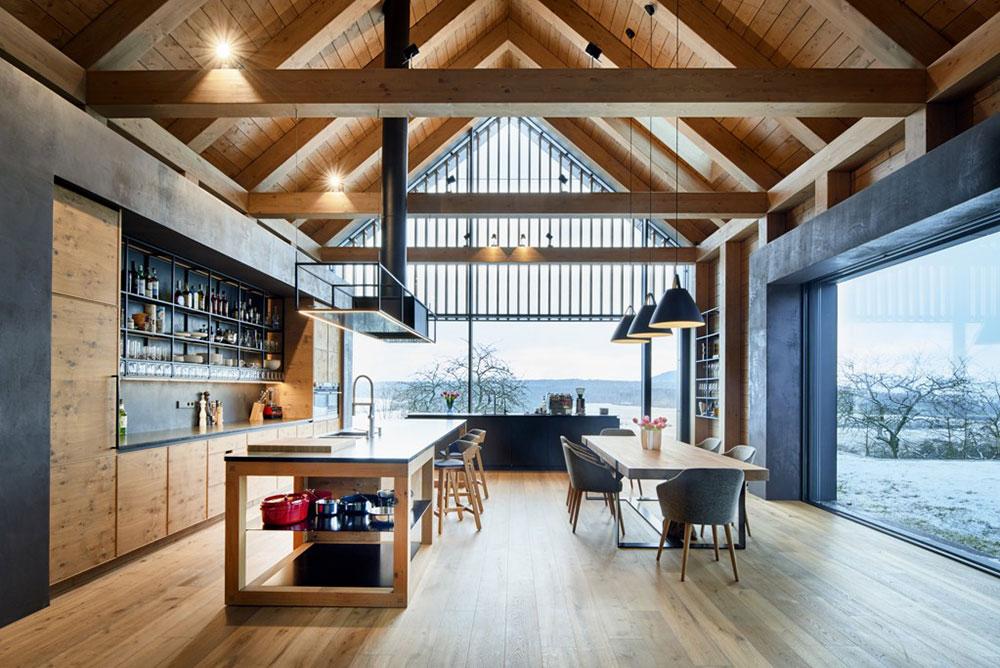 Súťaž Interiér roku: Výnimočný dom v susedstve lúk, lesov a poľných ciest