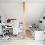 detská izba v prírodnom štýle