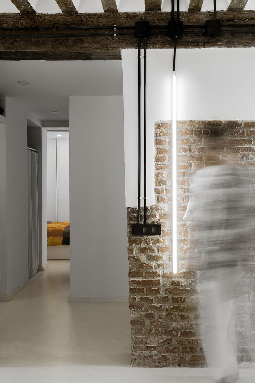 tehlové steny