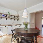 kuchyňa s jedálňou