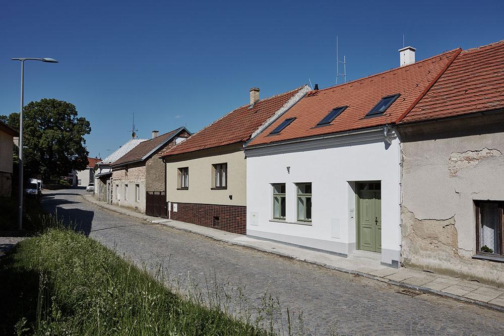 radový dom