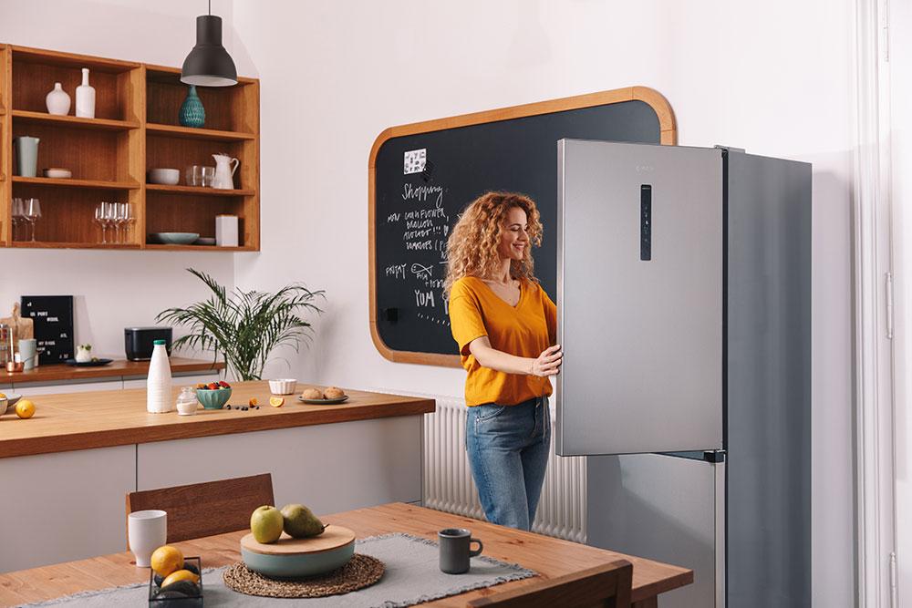 Chladničky Gorenje GardenFresh: čerstvé potraviny presne podľa vašich potrieb