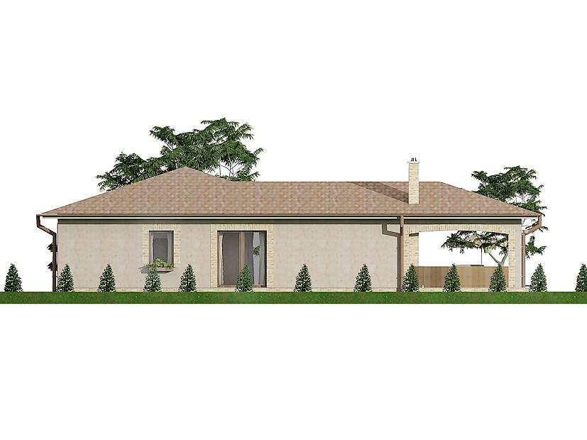 Projekt rodinného domu Javijani 114