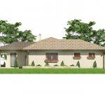 Projekt rodinného domu Javijani 115