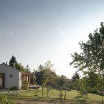 Jednoduchý rekreačný domček