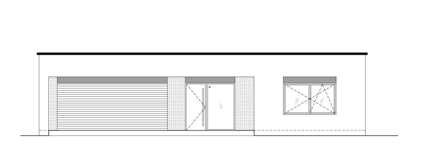 Projekt rodinného domu Juka