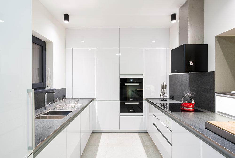 kuchyňa s komorou