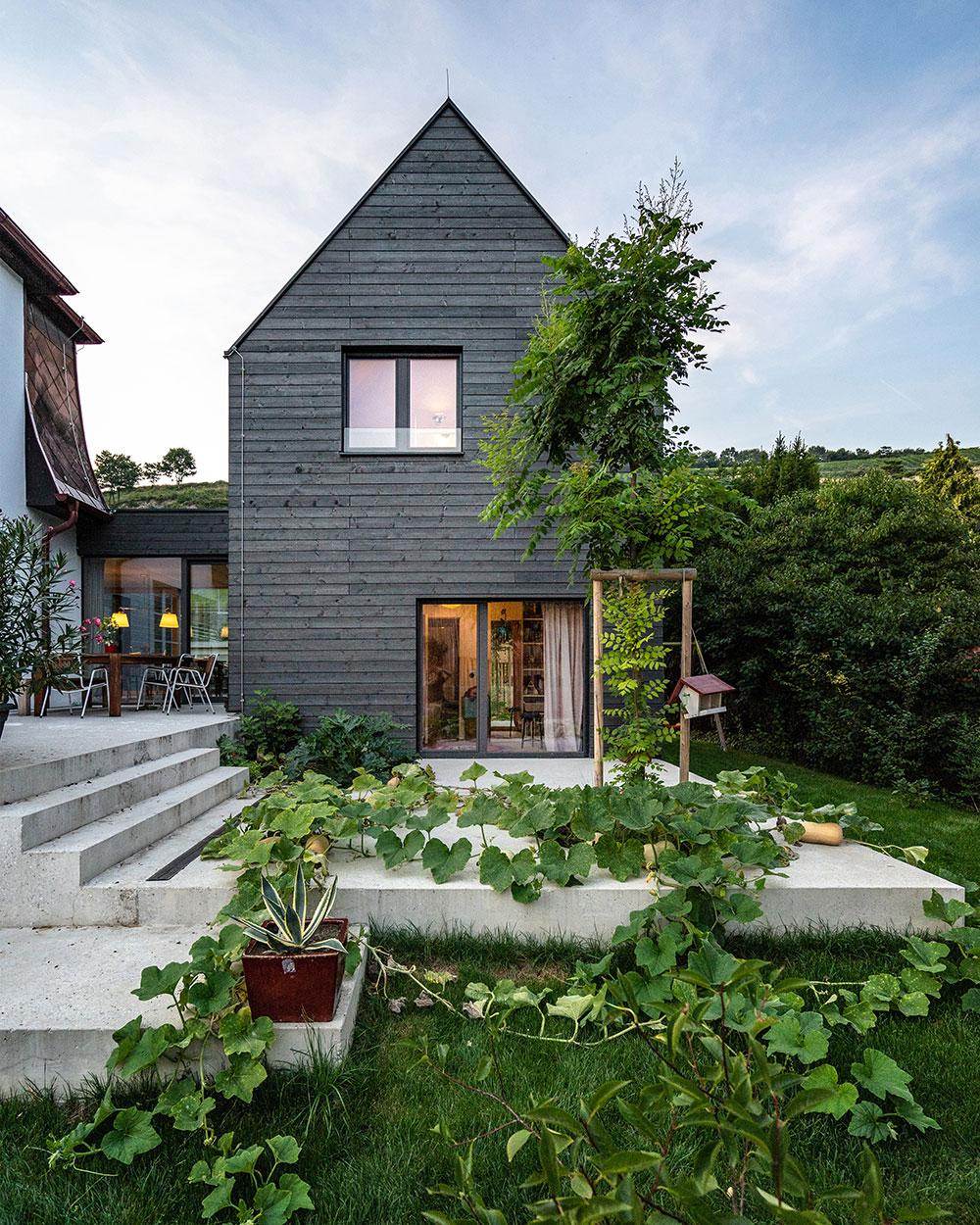rodinný dom v Rakúsku