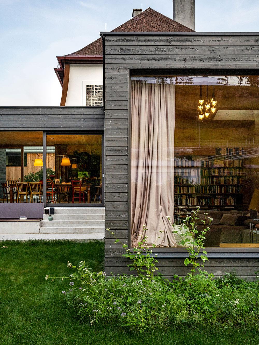 rekonštrukcia domu