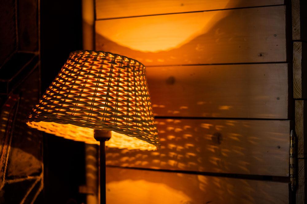 interiérové svietidlo