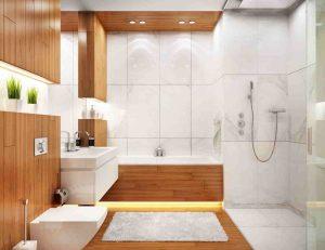 Ako si naplánovať praktickú a funkčnú kúpeľňu