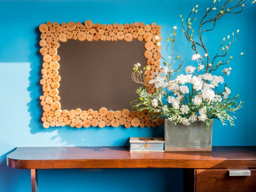 Zrkadlo v interiéri: Viete, kam ho umiestniť a na čo si dať pozor?