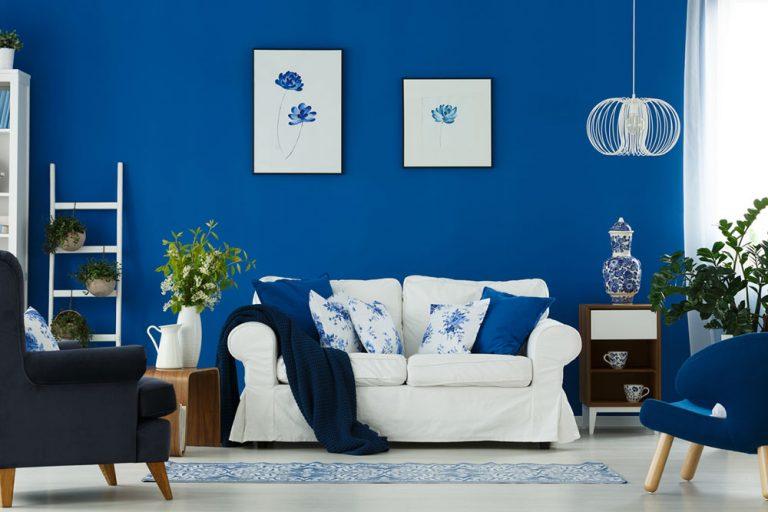Nalaďte byt do modra: Modrobiela kombinácia je tento rok TOP!