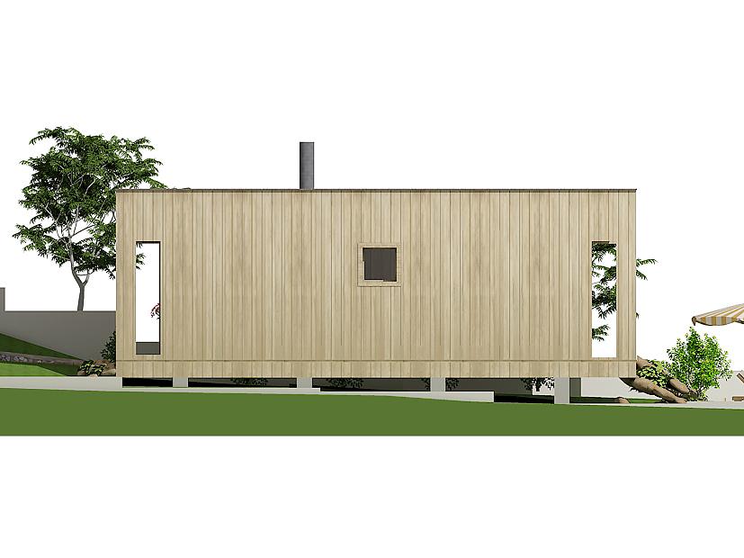 Projekt rodinného domu Javijani 118