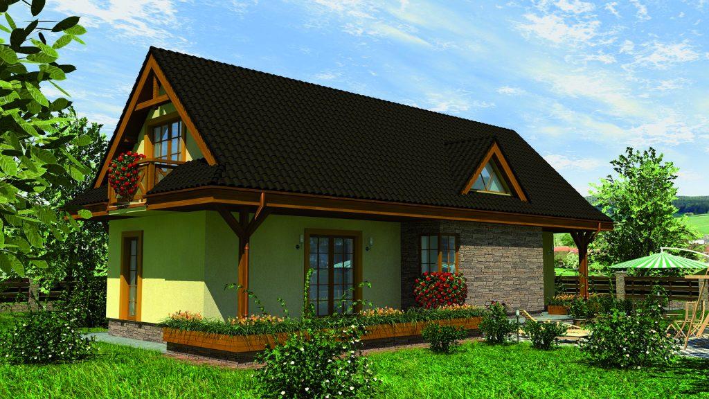 Rodinný dom RM 85
