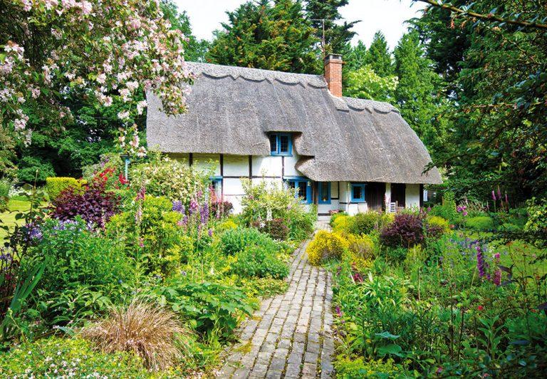 10 dôvodov, prečo sú anglické záhrady také krásne