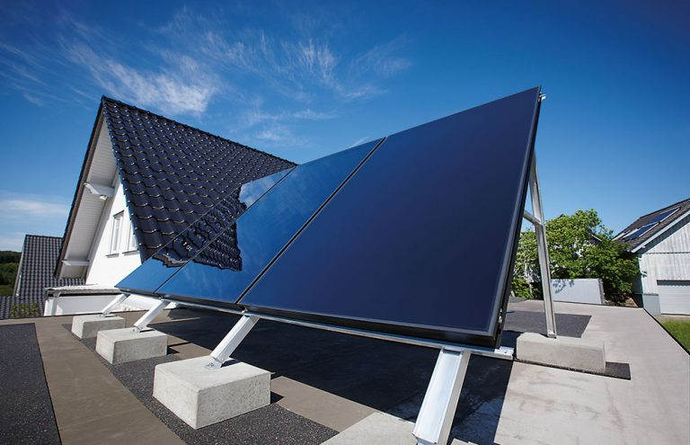 Ako využiť energiu zo slnka na vykurovanie a ohrev vody