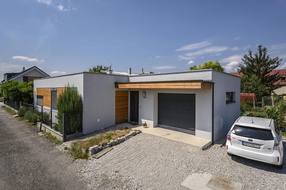 bungalov pri Bratislave