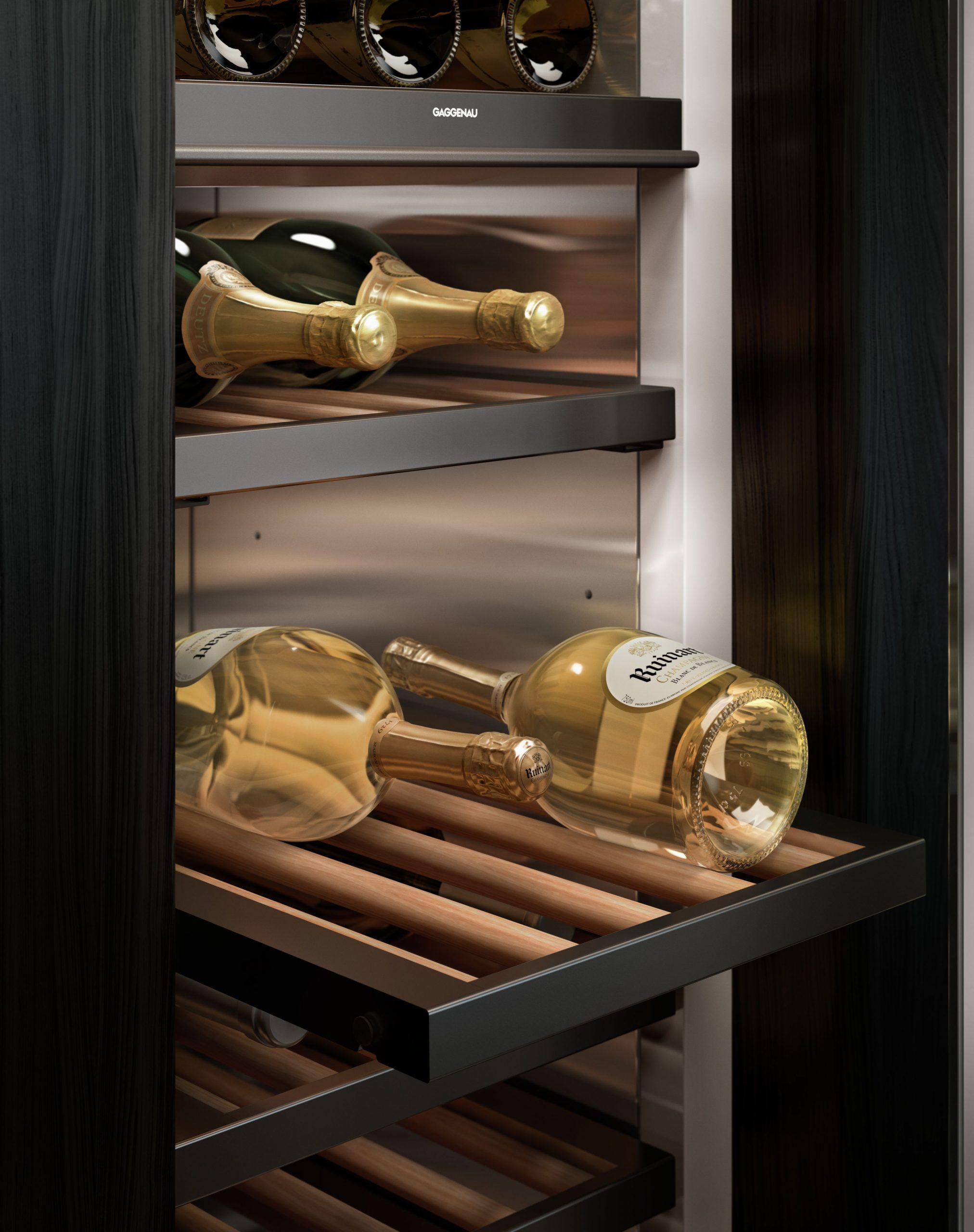 Vínotéka Gaggenau, séria 400