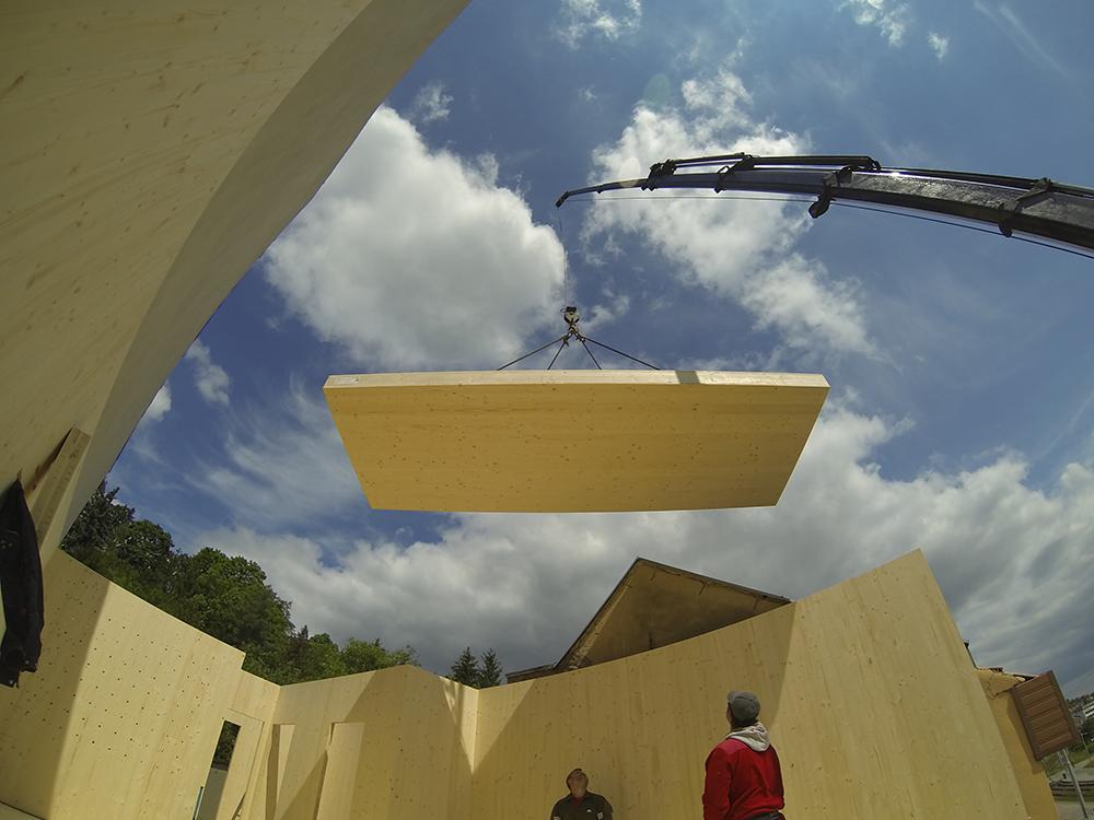 Stavba domu v procese