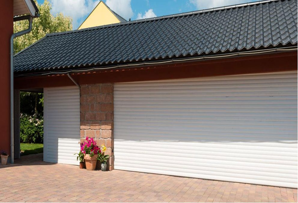 Naozaj vychytaná garážová brána, ktorá ochráni vás, váš dom aj sama seba pred poškodením pri poruche