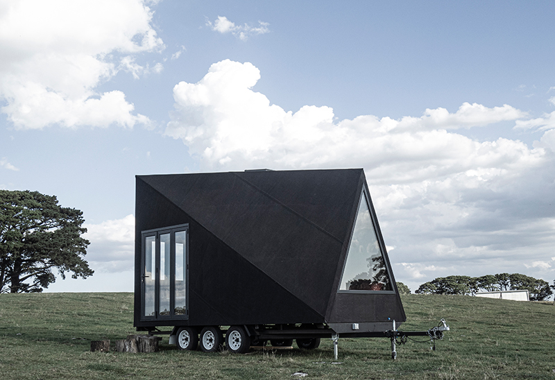 Mikrodom a mobilný dom Base Cabin