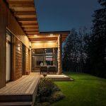 nízkoenergetická drevostavba