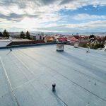 plochá strecha