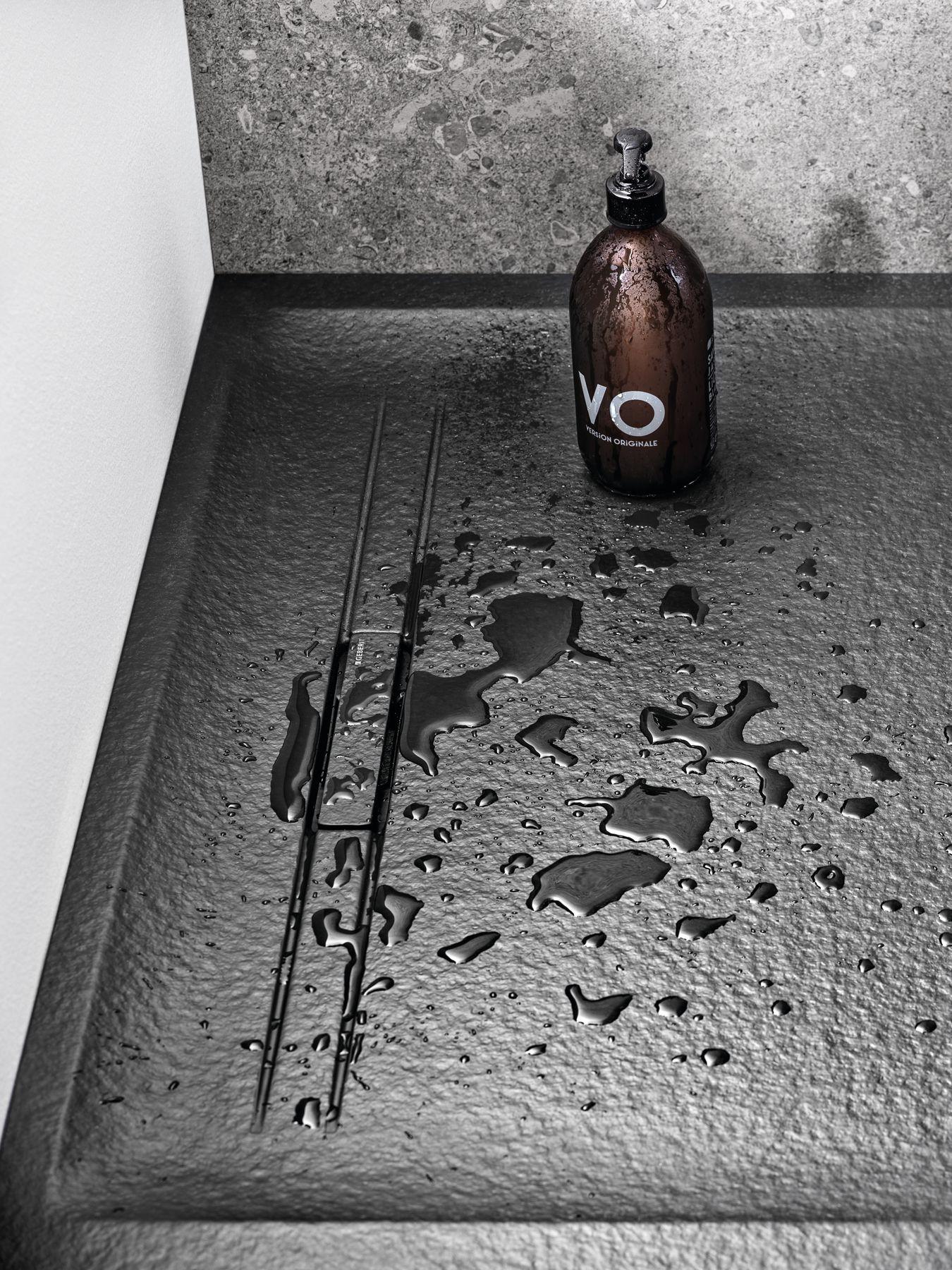 Plochá sprchová vanička Geberit Sestra