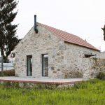 kamenný dom po rekonštrukcii