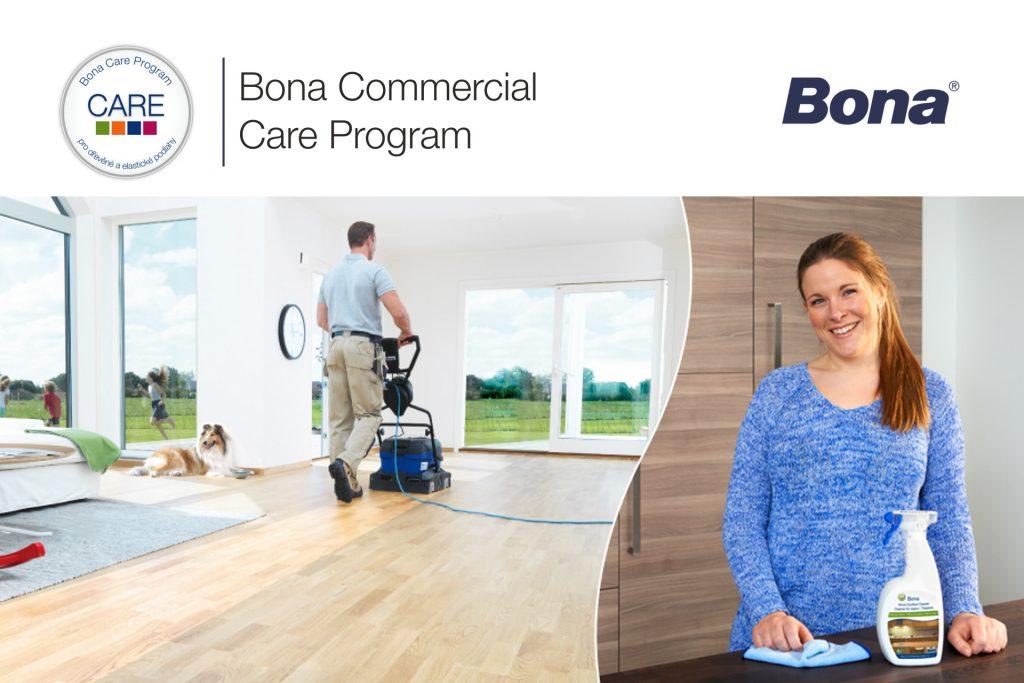 Bona ponúka jedinečné možnosti ošetrenia povrchu na predĺženie životnosti podláh.