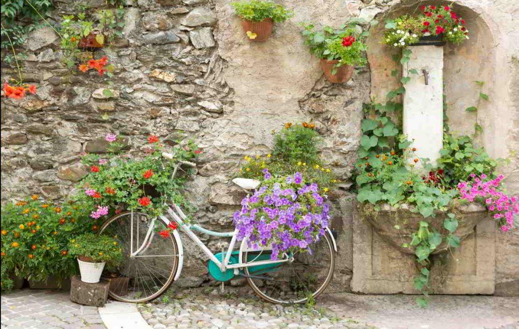 Ako na romantickú vidiecku záhradu?