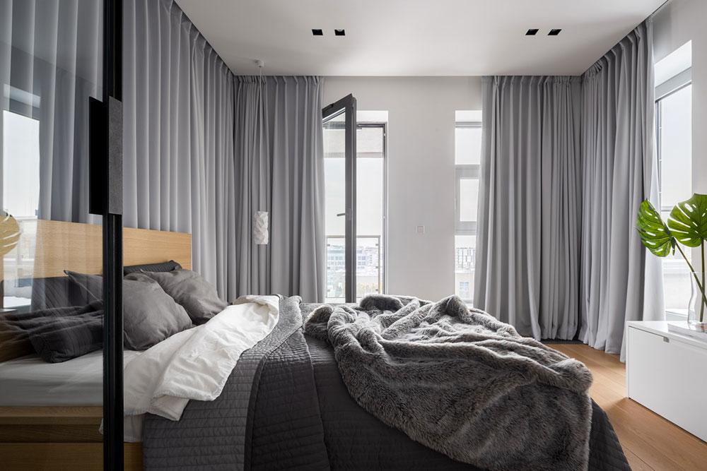 Aké závesy si vybrať do spálne?