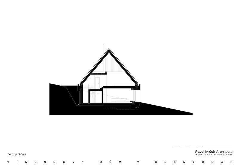 Víkendový dom vBeskydoch