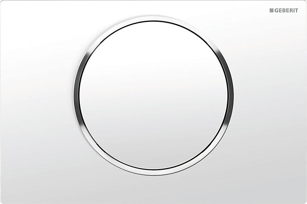 elektronické ovládanie splachovania WC
